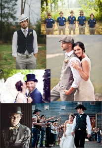 Groom-Hats
